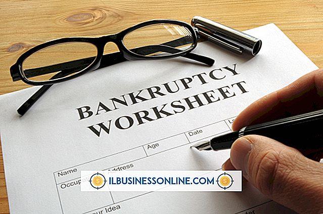 Kategori penger og gjeld: Gjør det selv Bedrifts konkurs