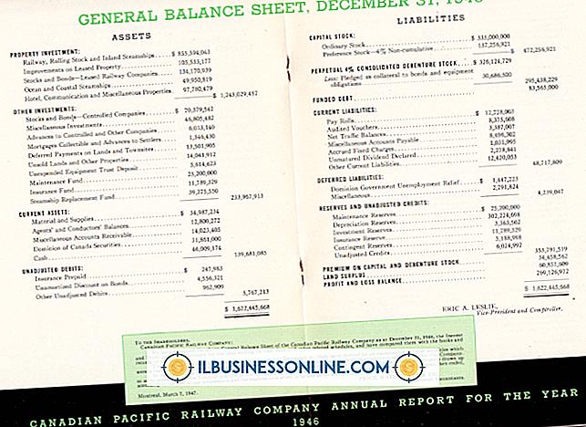Wie wird der Wert des Kapitalbestands in einer Bilanz ausgewiesen?