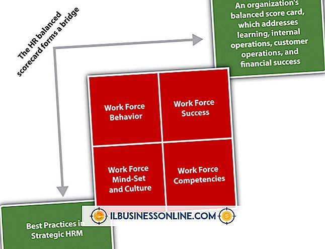¿Qué es un éxito en la fuerza laboral en una tarjeta de puntuación de HR?