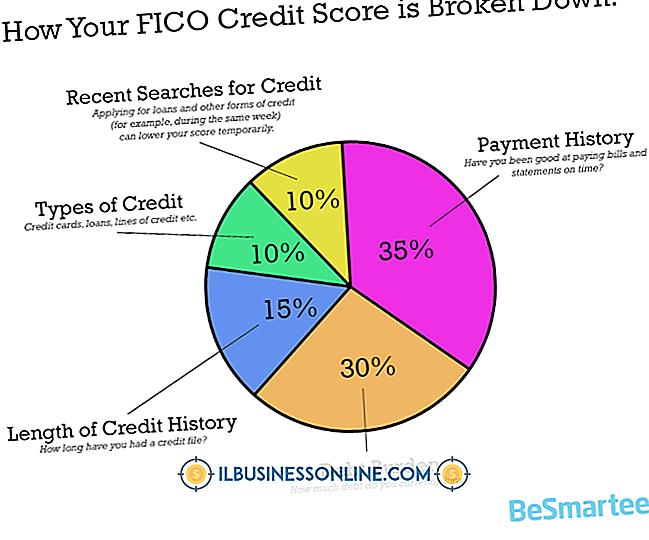 Hvilke faktorer øker en bedrifts kreditt score?