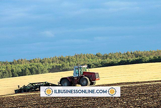新しい有機農場への政府補助金