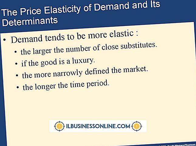 Effekter av internetmarknadsföring på priselasticitet