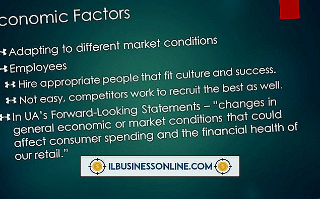Factores económicos que afectan el mercado de valores