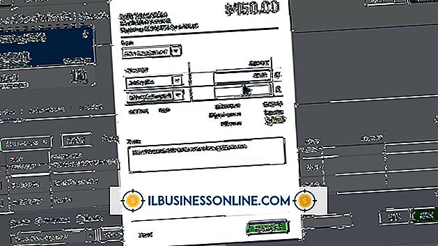 Kategorie Geld & Schulden: So geben Sie einen Kredit in Quickbooks ein