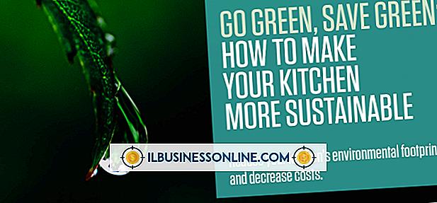 Hur man går grönt i restaurangbranschen