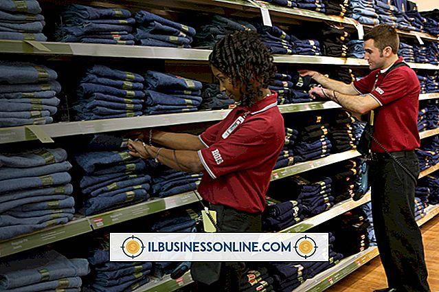 Rozpoczynać biznes - Jakie rodzaje zapasów wykorzystuje branża usług?