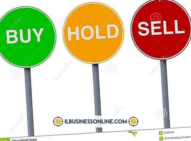 Die Nachteile des Buy-Hold-Sell-Inventars