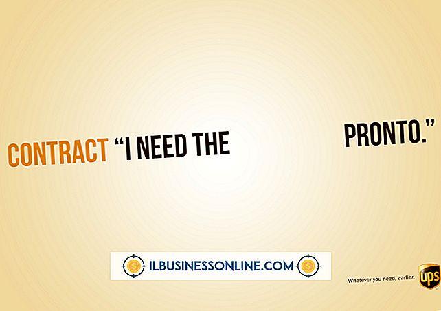 एक विज्ञापन अभियान के लिए एक अनुबंध कैसे लिखें