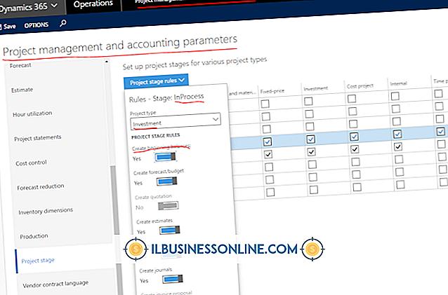 Rozpoczynać biznes - Rodzaje projektów operacyjnych