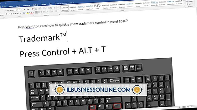 Rozpoczynać biznes - Jak wpisać symbol znaku handlowego na komputerze MacBook
