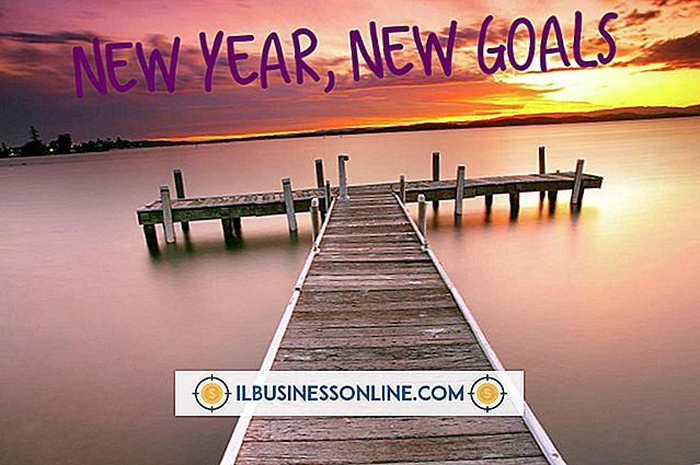 Como escrever metas e objetivos de vendas para um novo ano