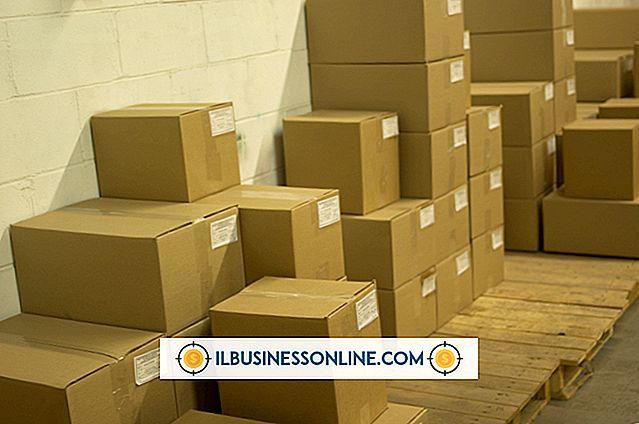 Categorie een bedrijf leiden: De nadelen van te veel inventaris bij de hand houden