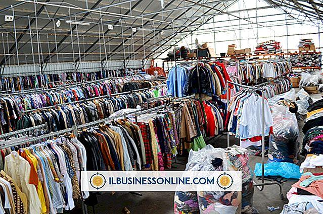 Kategori driva ett företag: Hur man får grossist kläder för detaljhandel försäljning