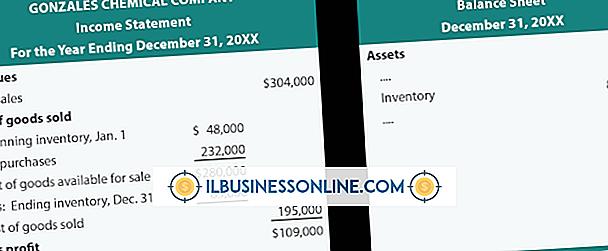 एक व्यापार चला रहा है - इन्वेंटरी में भारित आय कैसे करें