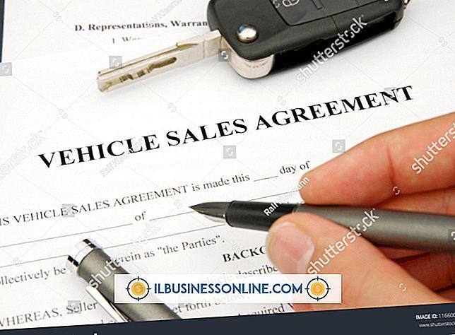 एक व्यापार चला रहा है - ऑटो खरीद अनुबंध कैसे लिखें