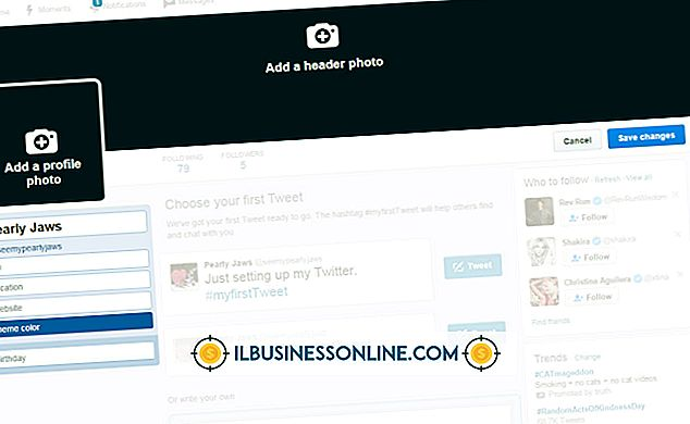Kategori driver en bedrift: Slik endrer du bedriftens profil på Twitter