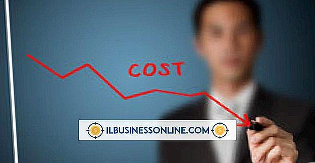 Exempel på driftskostnader