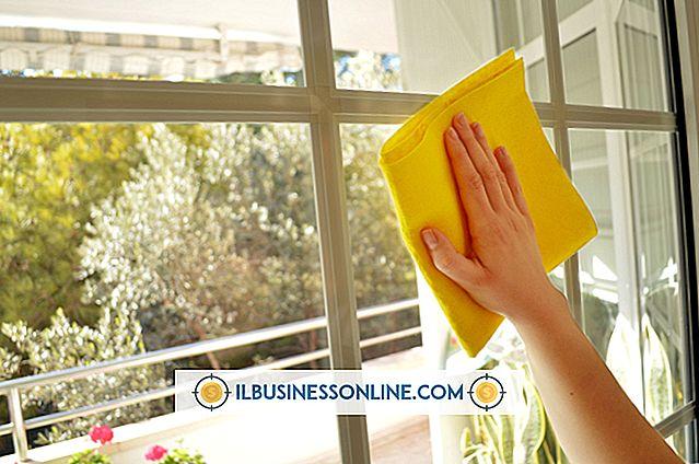 Hjelpe for en sviktende hjemme rengjøring virksomhet