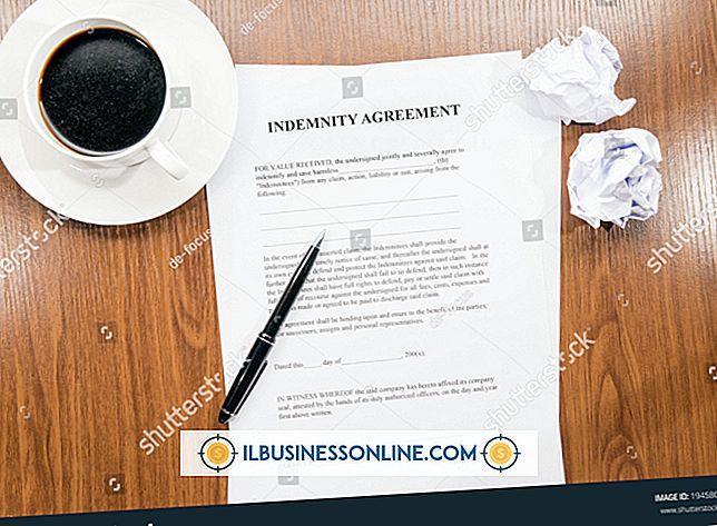 Rozpoczynać biznes - Co to jest umowa o nieograniczonym odszkodowaniu w kontrakcie?