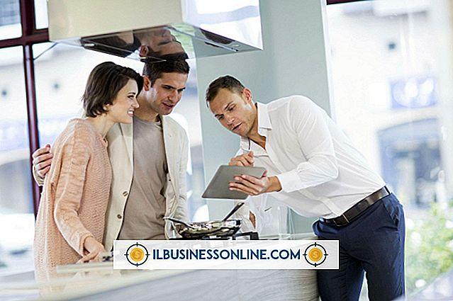 Kategori kører en virksomhed: Forskellige salgsmetoder