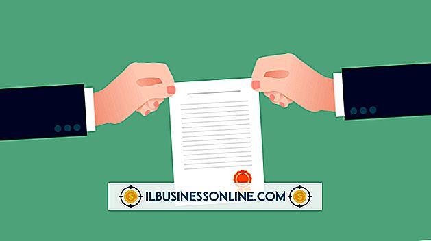 Hvordan man tegner en kontrakt for freelance paralegal arbejde