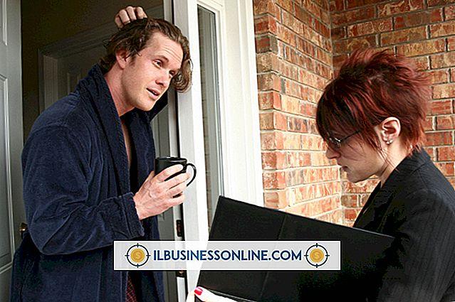 Reglas de ventas puerta a puerta