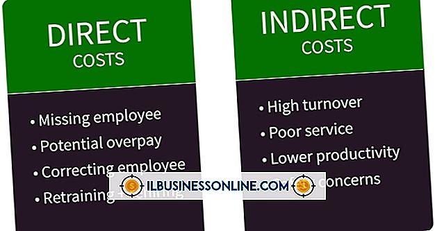 Kategori driver en bedrift: Direkte og indirekte COGS i en serviceindustri