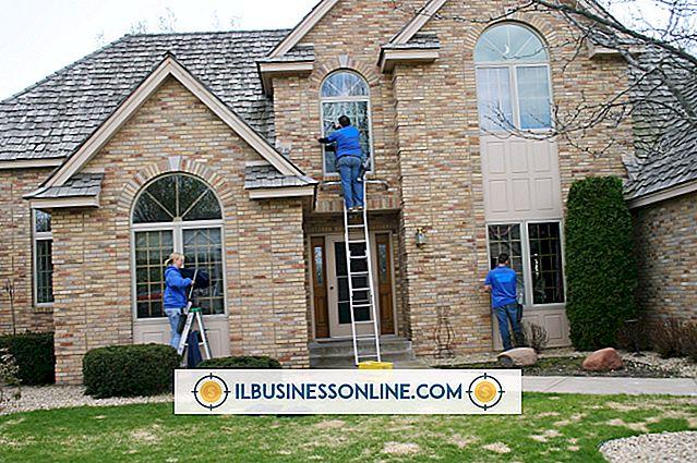 एक व्यापार चला रहा है - खिड़की की धुलाई व्यवसाय की जानकारी