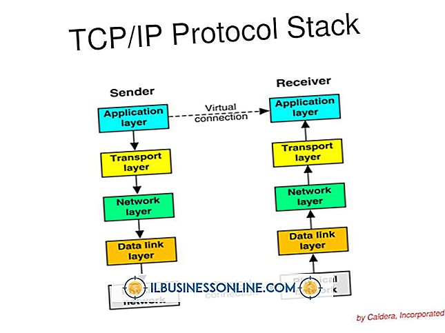 Deaktivieren des Internetprotokolls TCP / IP