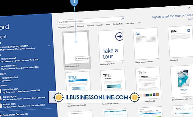 श्रेणी एक नया व्यवसाय स्थापित करना: शब्द दस्तावेज़ निर्माण उपकरण