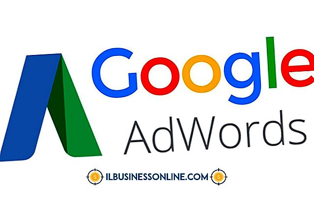 Cómo cambiar el nombre de su empresa en Google AdWords