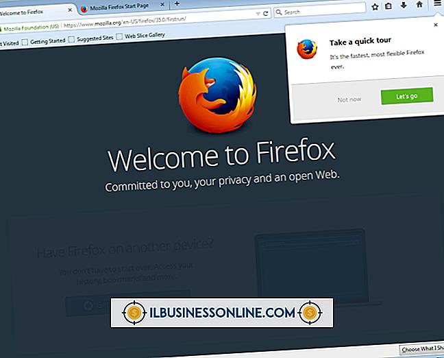 ein neues Geschäft aufbauen - So entsperren Sie Fotos in Mozilla Firefox