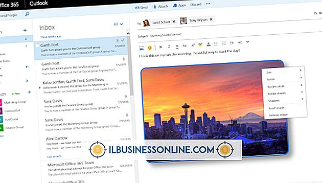 Cómo usar Outlook Express para una pequeña empresa