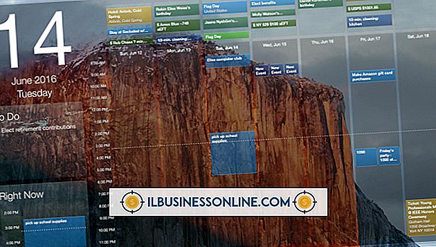 श्रेणी एक नया व्यवसाय स्थापित करना: मैक डेस्कटॉप पर कैलेंडर कैसे प्रदर्शित करें
