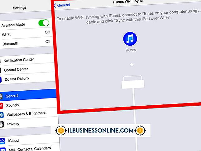 Kategori etablering af en ny virksomhed: Hvordan opdaterer jeg min iPad ved hjælp af en pc?