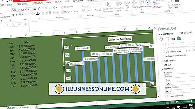 Sådan ændres diagramnavne på den lodrette og vandrette akse i Excel