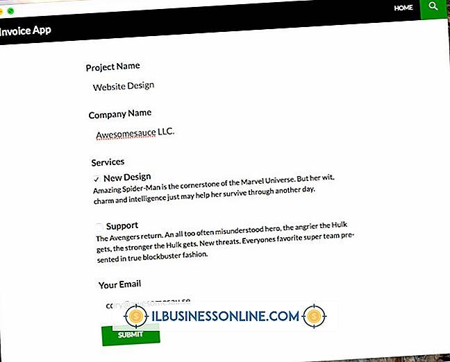 श्रेणी एक नया व्यवसाय स्थापित करना: एक प्रो फॉर्म चालान का उदाहरण