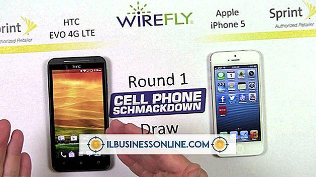श्रेणी एक नया व्यवसाय स्थापित करना: EVO HTC में स्प्रिंट ज़ोन को कैसे निष्क्रिय करें