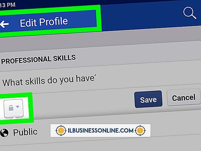 Sådan skjuler du dit arbejde og hjemby på den nye Facebook-profil