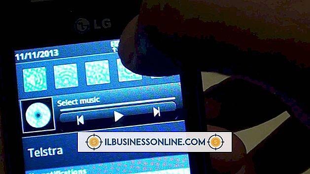 Hoe Swype op de LG Optimus in te schakelen