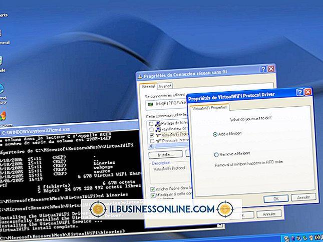 So deinstallieren Sie Microsoft Virtual Wi-Fi Miniport