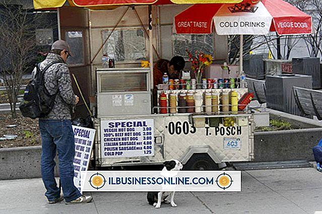ein neues Geschäft aufbauen - Die Arten von Hot Dog Carts