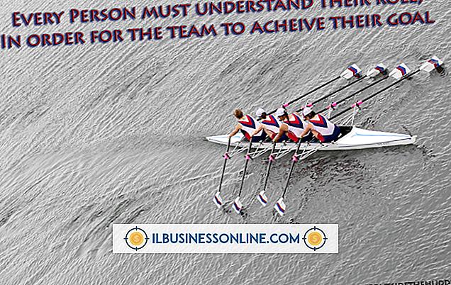 श्रेणी एक नया व्यवसाय स्थापित करना: एक टीम के रूप में कार्य करने के लिए लक्ष्य और उद्देश्य
