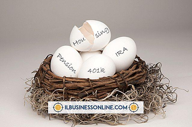 Sådan bruges en 401k til at starte en lille virksomhed