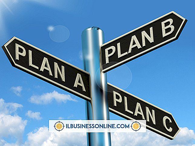 श्रेणी एक नया व्यवसाय स्थापित करना: कैसे संभालें आकस्मिक योजना