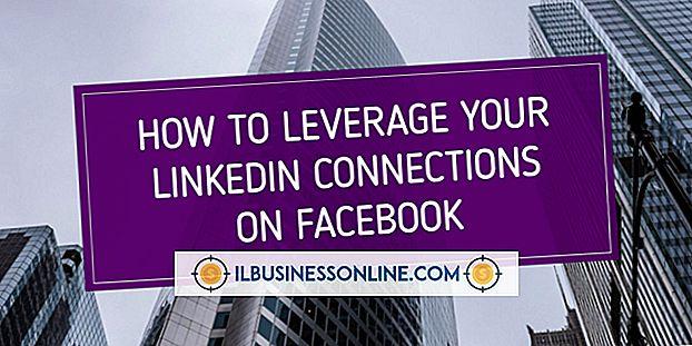 Kategorie ein neues Geschäft aufbauen: Bleiben Vermerke auf LinkedIn, wenn sich der Firmenname ändert?