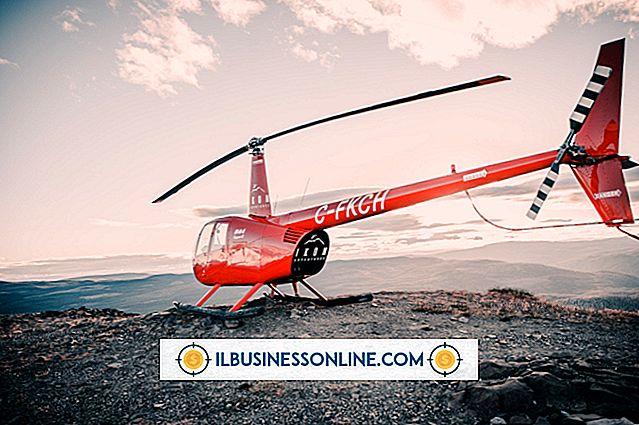 Hubschrauber Sightseeing Business Startup