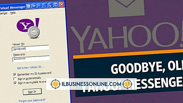 Kategorie ein neues Geschäft aufbauen: So aktualisieren Sie die alte Version von Yahoo Messenger