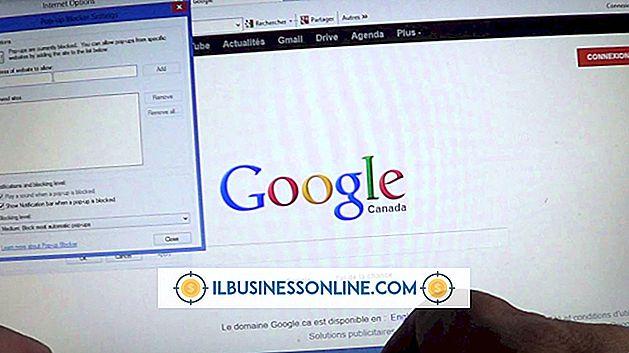 ein neues Geschäft aufbauen - So entsperren Sie Popup-Fenster in Internet Explorer