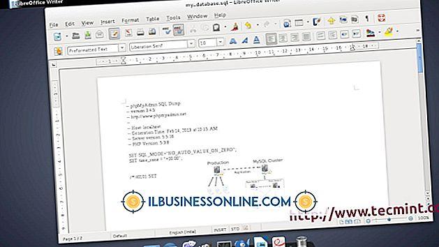 श्रेणी एक नया व्यवसाय स्थापित करना: वर्ड प्रोसेसिंग ट्रिक्स